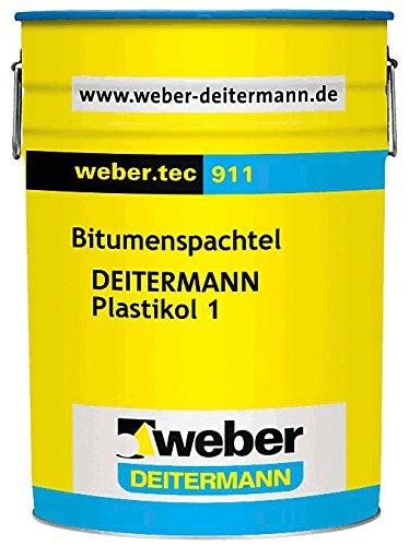 weber.tec 911 - Bitumenspachtel