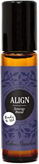 Edens Garden Align Essential Oil Synergy Blend, 100% Pure Therapeutic Grade (Pre-Diluted & Ready To Use- Allergies & Anxiety), 10 ml Roll-On