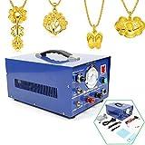 XYOUNG Welding Machine, 0.5-80A Jewelry Welder,Argon Pulse Spot Welder Welding Machine 800W For Gold Silver Platinum Jewelry