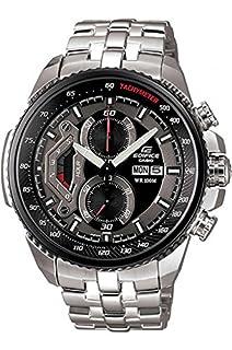Casio Edifice Men's Watch EF-558D-1AVEF (B003ZUXTGO) | Amazon price tracker / tracking, Amazon price history charts, Amazon price watches, Amazon price drop alerts