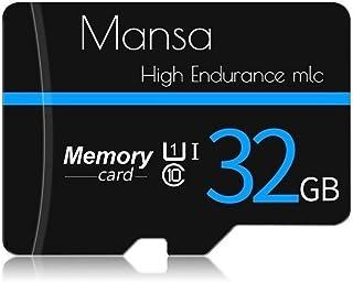 Mansa microsd 高耐久 ドライブレコーダー用 カード 32GB メモリカード Class10 MLC NANDフラッシュ採用 (32GBドラレコMLC)