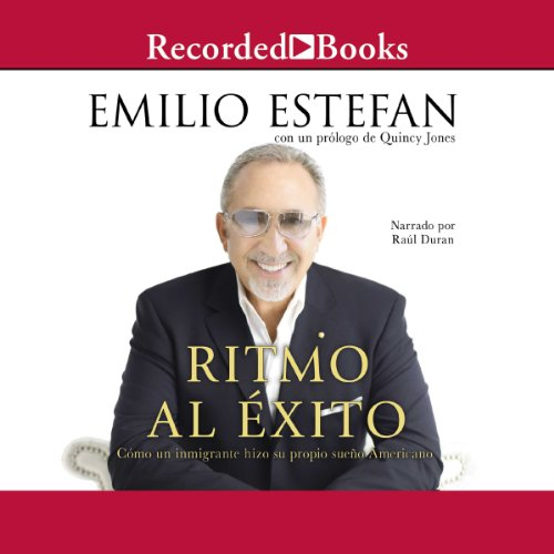 Ritmo al éxito [The Rhythm of Success] audiobook cover art