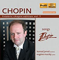 Songs by FREDERIC CHOPIN (2010-10-26)
