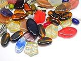 Preciosa - Cuentas de cristal Boehmisches para bisutería (100 g), varios colores