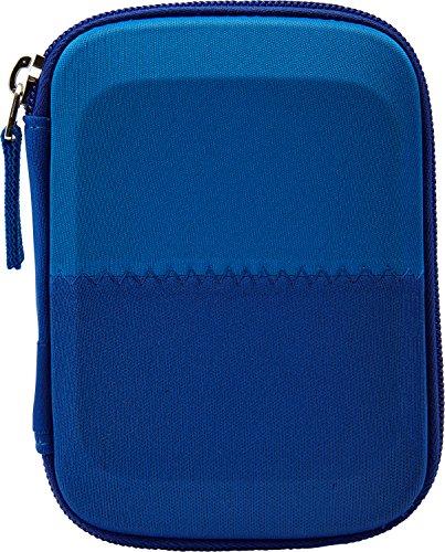 Case para HD Portátil HDC11, Case Logic, Mochilas, Capas e Maletas para Notebook, Azul, Case Logic, Mochilas, capas e maletas...