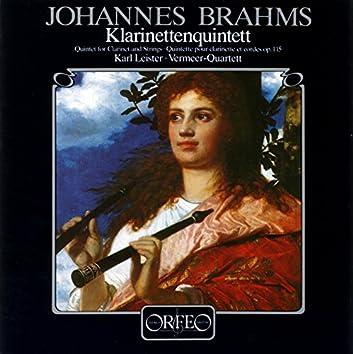 Brahms: Clarinet Quintet in B Minor, Op. 115