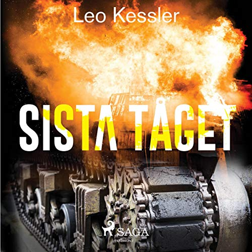 Sista tåget cover art