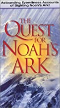 The Quest for Noah's Ark VHS