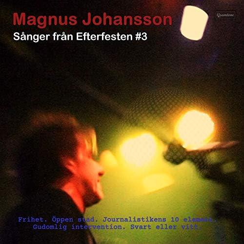 Magnus Johansson feat. Efterfesten