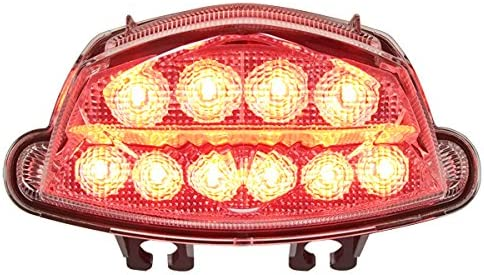 Integrated Sequential Max 41% OFF LED Tail Lights 2016-2020 Outstanding for Lens Clear S