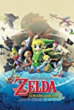Pyramid America The Legend of Zelda Wind Waker Video Game Gaming Cool Wall Decor Art Print Poster 24x36