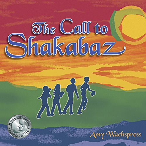 The Call to Shakabaz audiobook cover art
