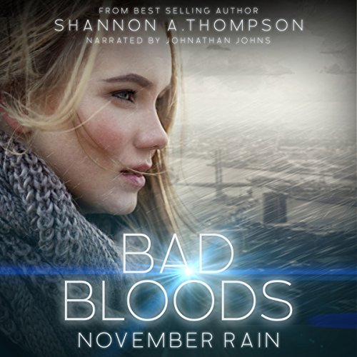 Bad Bloods: November Rain audiobook cover art