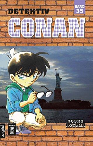 Detektiv Conan 35 (German Edition)