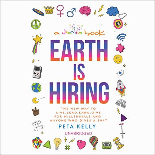 Earth Is Hiring audiobook cover art
