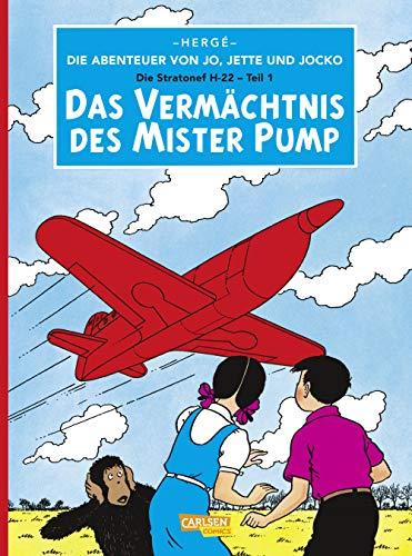 Die Abenteuer von Jo, Jette und Jocko 3: Das Vermächtnis des Mister Pump (3)