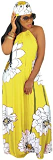 Best maxi dress with matching head scarf Reviews