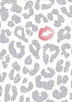 igsticker ポスター ウォールステッカー シール式ステッカー 飾り 1030×1456㎜ B0 写真 フォト 壁 インテリア おしゃれ 剥がせる wall sticker poster 006960 ラブリー ヒョウ柄 模様