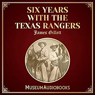 Six Years with the Texas Rangers cover art