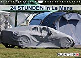24 Stunden in Le Mans (Wandkalender 2022 DIN A4 quer)
