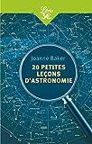 20 petites leçons d'astronomie - J'ai lu - 30/05/2018