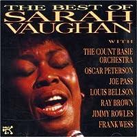 The Best Of Sarah Vaughan by Sarah Vaughan (1991-07-01)
