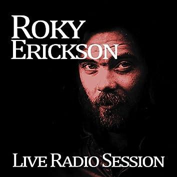 Roky Erickson Live on Radio