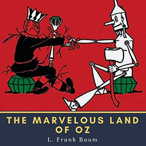The Marvelous Land of Oz copertina