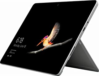 Microsoft Surface Go 10'' 2 in 1 Touchscreen 1800x1200 PixelSense Display Intel Pentium Gold 4415Y Facial Recognition Windows Ink, 4GB ram, 128GB SSD, Windows 10 S Mode (Renewed)