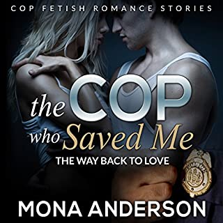 The Cop Who Saved Me audiobook cover art
