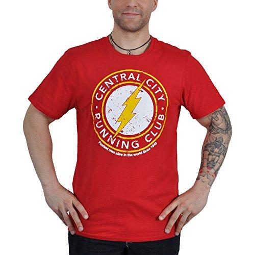 Elbenwald The Flash T-Shirt T-Shirt T Shirt Running Club Size L cODI