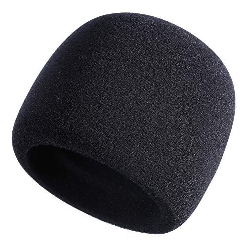 Mallalah - Micrófono de Espuma para protección contra el Viento, Tapa para Auriculares Blue Yeti, 100 * 85 * 50mm
