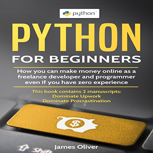 Python for Beginners: 2 Manuscripts audiobook cover art