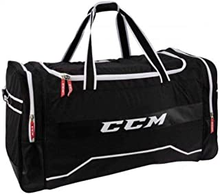 CCM 350 Deluxe Player Hockey Bag, Black