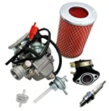 Go Kart 150cc Carburetor Fuel Kit