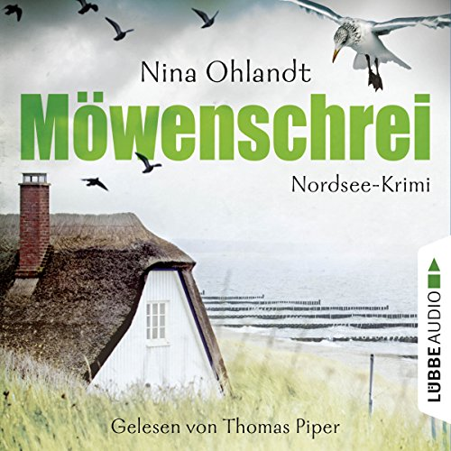 Möwenschrei audiobook cover art