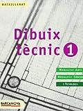Dibuix tècnic 1 Batxillerat. Llibre de l ' alumne (Materials Educatius - Batxillerat - Modalitat Ciències De La Naturalesa I De La Salut / Tecnologia) - 9788448911249