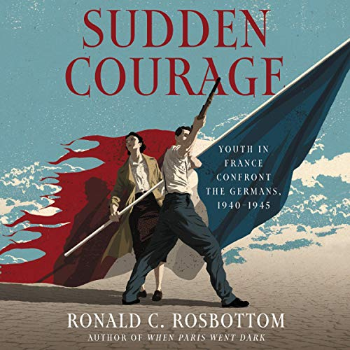 Page de couverture de Sudden Courage