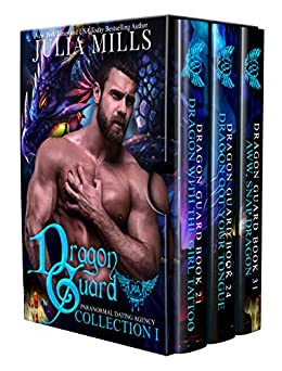 Dragon Guard: Paranormal Dating Agency (Collection Book 1) by [Julia Mills]