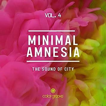 Minimal Amnesia, Vol. 4 (The Sound Of City)