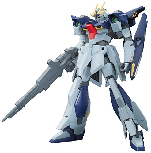 Bandai Hobby Hgbf Lightning Gundam Gundam Construire Fighters Essayer Action Figure (échelle 1/144)