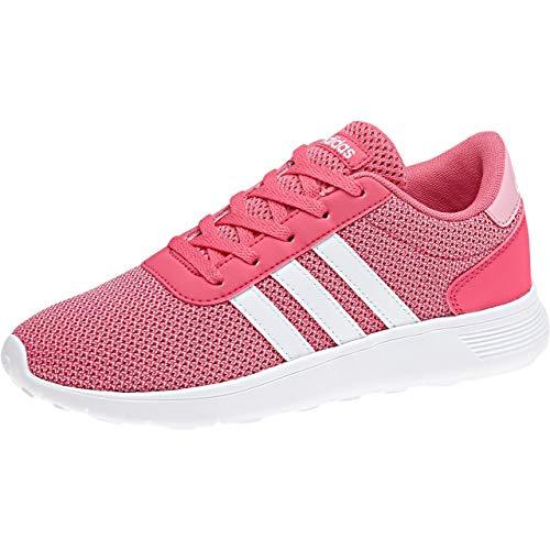 adidas Lite Racer, Zapatillas de Running Mujer, Rosa (Reapnk/Lt Pink/Ftwwht 000), 40 EU