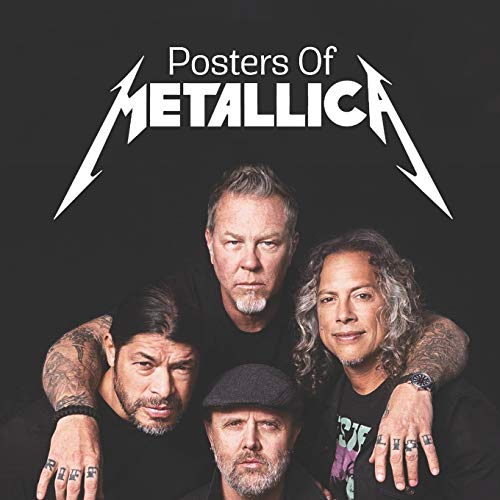Posters Of Metallica