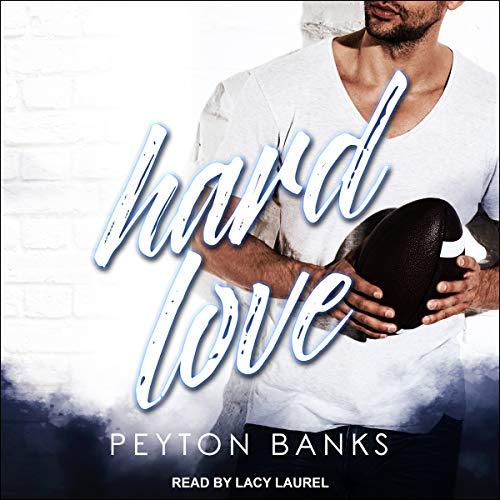 Hard Love audiobook cover art