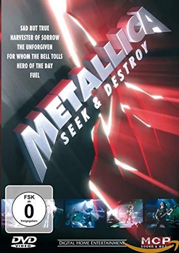 Metallica - Seek & Destroy [Alemania] [DVD]