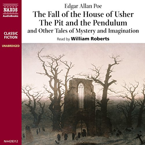 The Fall of the House of Usher & The Pit and the Pendulum audiobook cover art