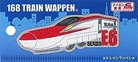 いろはism トレイン ワッペン 大 1枚入 E6 系 こまち TR520-TR224