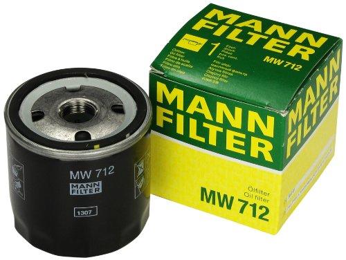 Preisvergleich Produktbild Original MANN-FILTER MW 712 - Motorrad-Ölwechselfilter - für Motorräder
