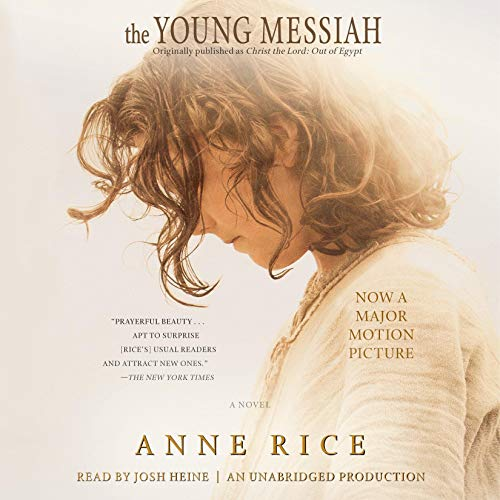 The Young Messiah (Movie tie-in) (Originally Published as Christ the Lord: Out of Egypt) Titelbild