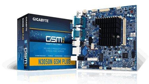 GIGABYTE GA-N3050N GSM Plus Motherboard...